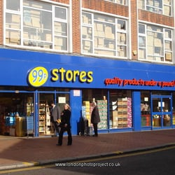 99p Store, London