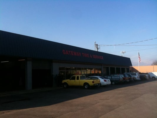 Gateway tire service center for Nashville motors dickerson pike