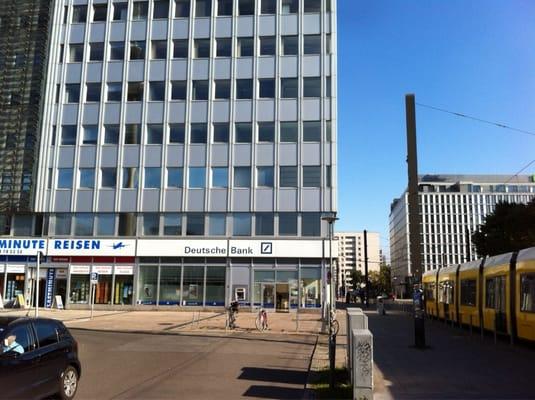 deutsche bank alexander platz