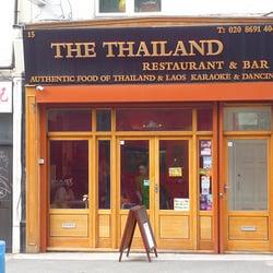 Thailand, London