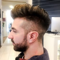 Fabio Doti Salon - New York, NY, United States. Men haircut done by ...