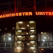 Old Trafford, Manchester, UK