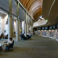 Humboldt-Bibliothek, Berlin, Germany