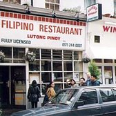 Filipino Restaurant Lutong Pinoy
