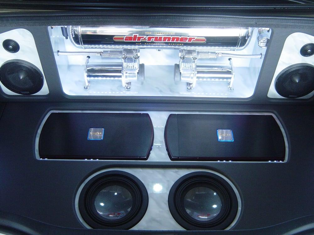 Lexus Ls430 2002 Custom Trunk With Airrunner Yelp