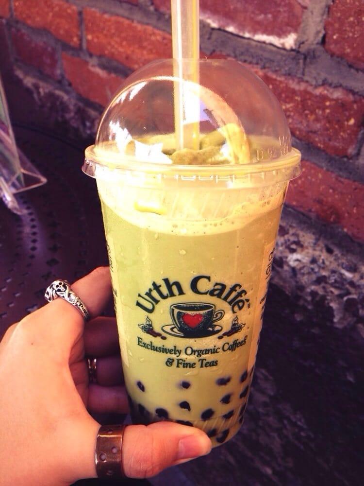Organic Green Tea Boba | Yelp