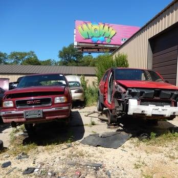 LKQ Self Serve Auto Parts - Rockford, IL, United States. LKQ ...