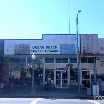 Ocean Beach San Diego Hardware Store