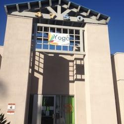 Brickhouse Cardio Club - Oceanside, CA, États-Unis. Just look for the Yoga sign!