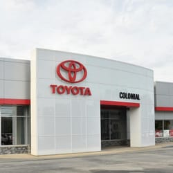 Colonial toyota car dealers indiana pa reviews for Colonial motors indiana pa