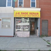 Hakky Instant Shoe Repair - Towson, MD, United States. Better front view