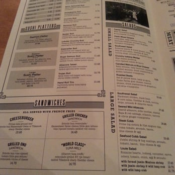 King s fish house 264 photos seafood restaurants for Kings fish house menu