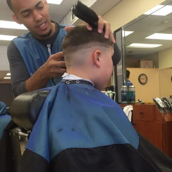 The Barber Shop Hair Masters Kingston 69