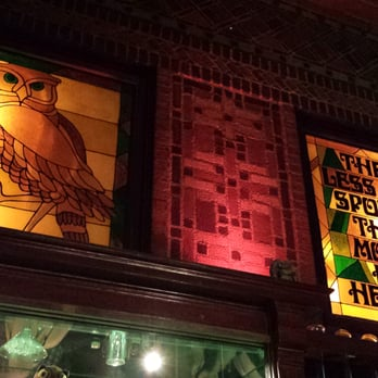 The Owl Bar Bars Midtown Belvedere Baltimore Md