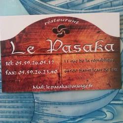Le Pasaka, St Jean de Luz, Pyrénées-Atlantiques