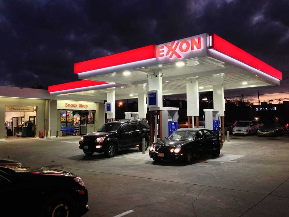 Exxon Gas Station Near Me 2019 2020 New Car Release Date