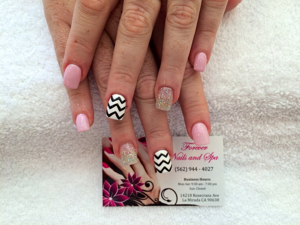 Forever Nails Spa La Mirada Ca