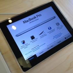 iPad shows details, price, specifications and more for MacBook Pro Retina and let you compare or ask a specialist.