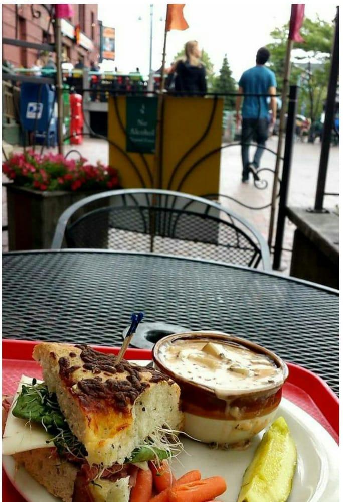 Lake Ave Cafe Brunch Menu