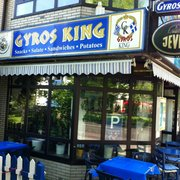 Charalampos Gyros King, Berlin, Germany