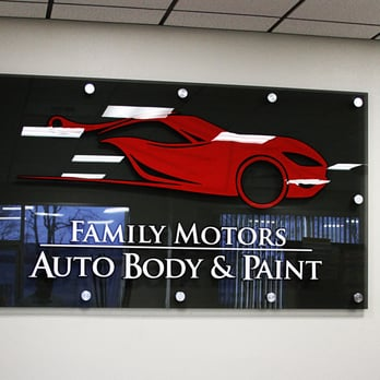 Family motors auto body paint 13 photos body shops for Painted auto body parts reviews