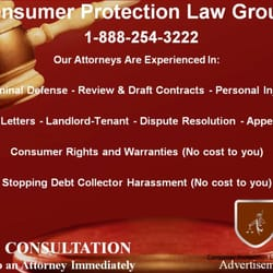 Consumer Protection Group 31