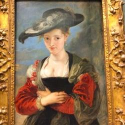 Portrait of Susanna Lunden(?) ('Le…