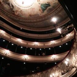 Théâtre du Gymnase - Marseille, France