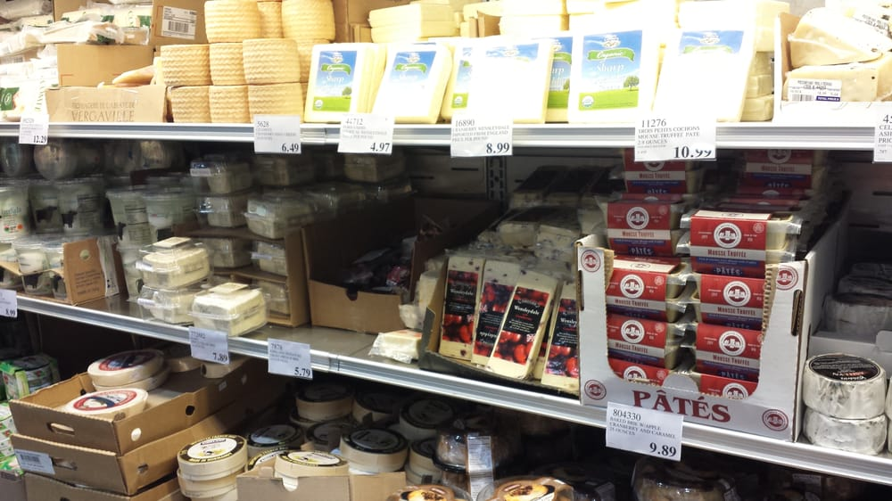 cheese aisle brie is one of my favorites yelp. Black Bedroom Furniture Sets. Home Design Ideas