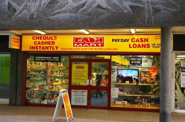 Cashmart store photo