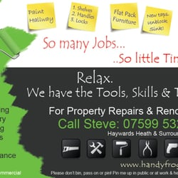 Property Repair, Burgess Hill, West Sussex