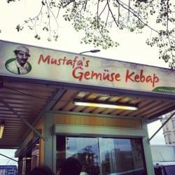 Mustafa's Gemüse Kebap, Berlin