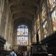 Kings College / Kings College Chapel, Cambridge