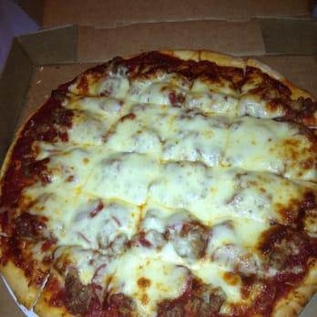 Beggars Pizza Stony Island Review