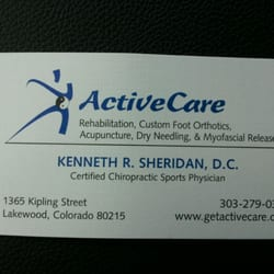 Active Care Chiro logo