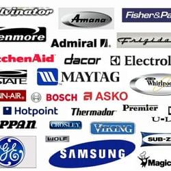 Major home appliance service appliances repair 360 for European appliance brands