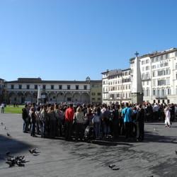 Piazza Santa Maria Novella, Firenze
