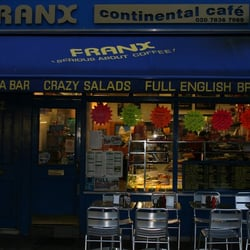Franx Snack Bar, London