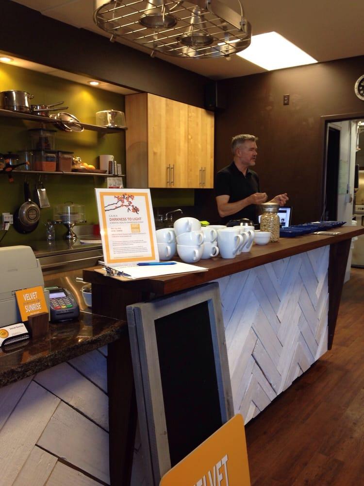Velvet Sunrise Coffee Roasters - 51 Fotos - Coffee Shop - Stouffville ...