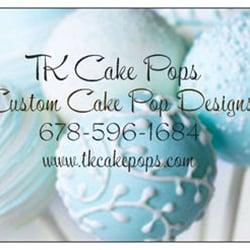 Tk Cake Pops Atlanta Ga
