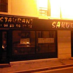 Sakura - Restaurant Japonais, Taverny, Val-d'Oise, France