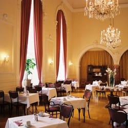 Frühstücksrestaurant der Villa…