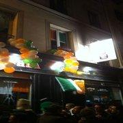 Soir de St Patrick à Kitty O'Shea's