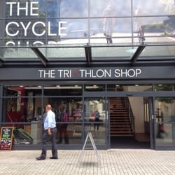 The Triathlon Shop - Bristol, United Kingdom by Ricky R.