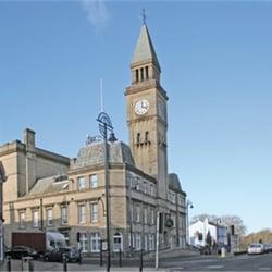 Chorley Town Hall, Chorley, Lancashire