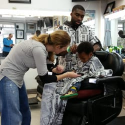Top Class Barber Shop - Falls Church, VA, United States. Getting a ...