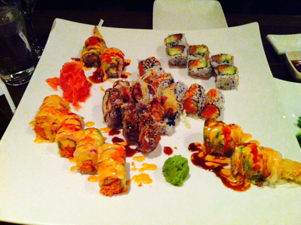 Fusion asian restaurant sushi bars west chester pa yelp for Asian fusion cuisine and sushi bar