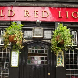 The Old Red Lion, London, UK