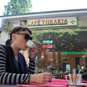 Cafe Thrakia, Hamburg
