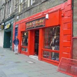 Electric Cabaret, Edinburgh